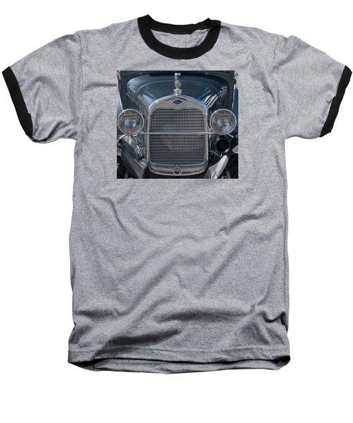 Ford Grill Baseball T-Shirt