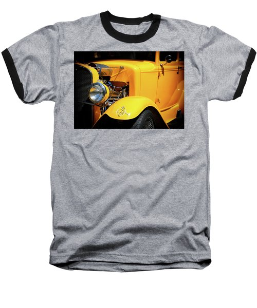 Baseball T-Shirt featuring the photograph Ford Hot-rod by Jeremy Lavender Photography