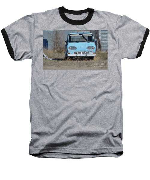 Ford Light Blue Baseball T-Shirt
