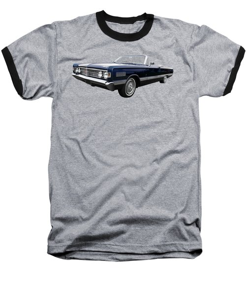 Baseball T-Shirt featuring the photograph Ford Mercury Park Lane 1966 by Gill Billington