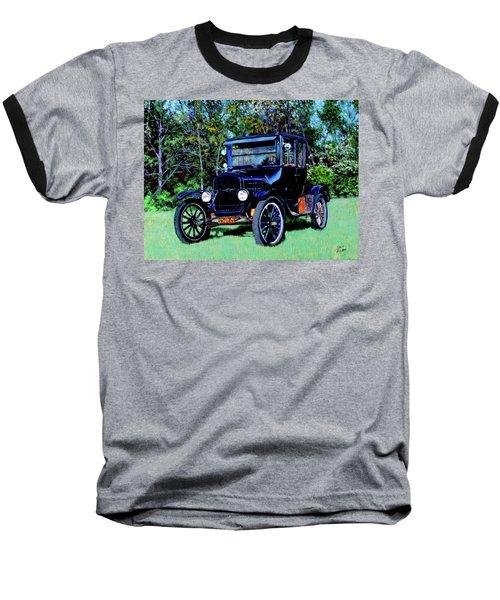 Ford Model T Baseball T-Shirt