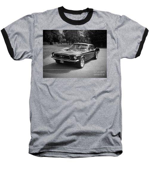 Ford Mustang Baseball T-Shirt