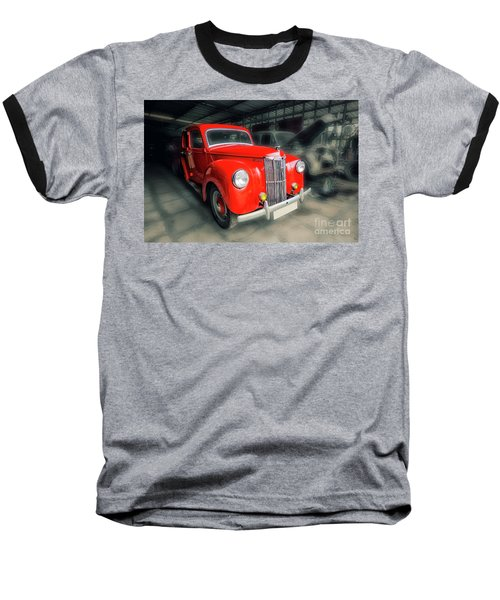 Baseball T-Shirt featuring the photograph Ford Prefect by Charuhas Images