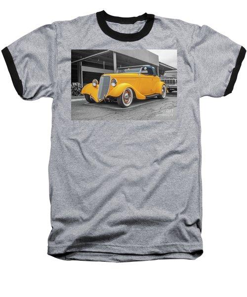 Ford Roadster Baseball T-Shirt