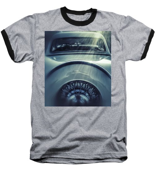 Ford Thunderbird Back Window 3 Baseball T-Shirt