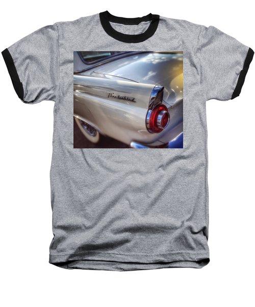 Ford Thunderbird Fender Color 2 Baseball T-Shirt