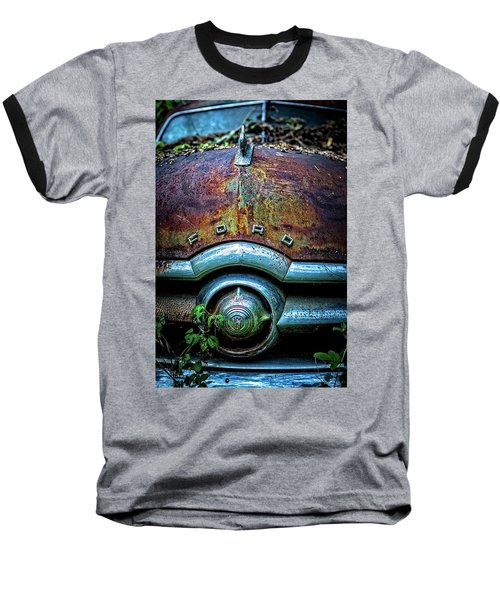 Ford Tudor Baseball T-Shirt