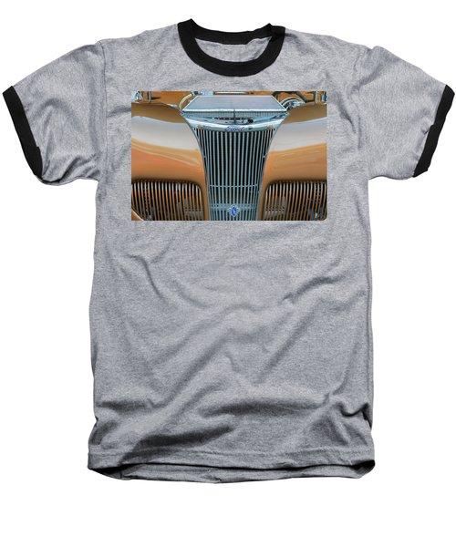 Ford V8 Baseball T-Shirt