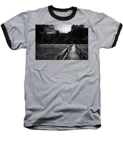 Fore River Marsh Baseball T-Shirt
