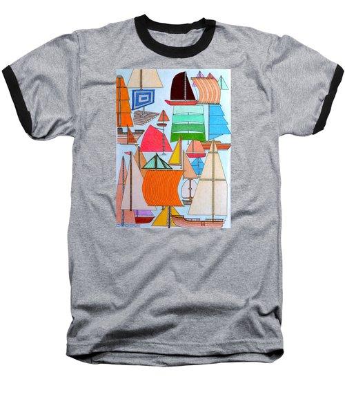 Foresails Baseball T-Shirt