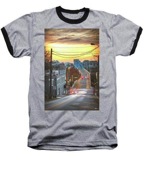 Forest And Frazier Baseball T-Shirt by Steven Llorca
