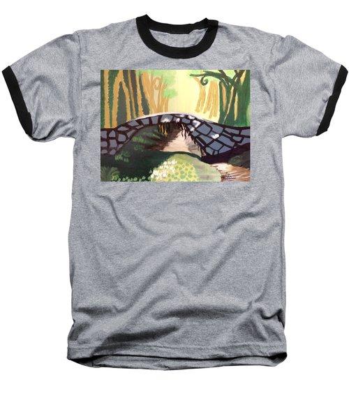 Forest Bridge Baseball T-Shirt