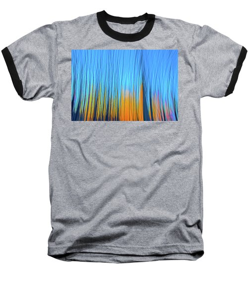 Baseball T-Shirt featuring the photograph Forest Fire by Tony Beck