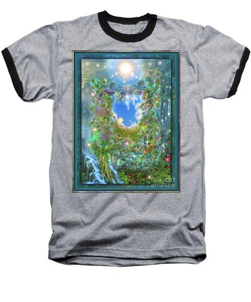 Forest Force Baseball T-Shirt