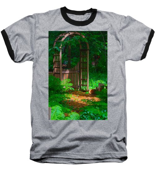 Forest Gateway Baseball T-Shirt