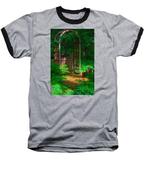 Forest Gateway Baseball T-Shirt