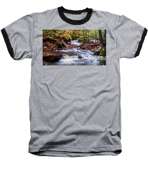 Baseball T-Shirt featuring the photograph Forest Gem by Parker Cunningham