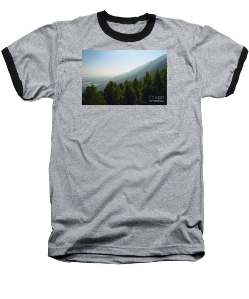 Forest In Israel Baseball T-Shirt