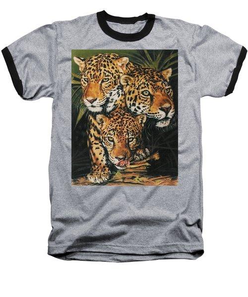 Forest Jewels Baseball T-Shirt