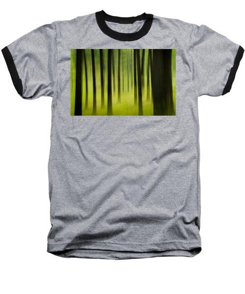 Baseball T-Shirt featuring the photograph Forest by Joye Ardyn Durham