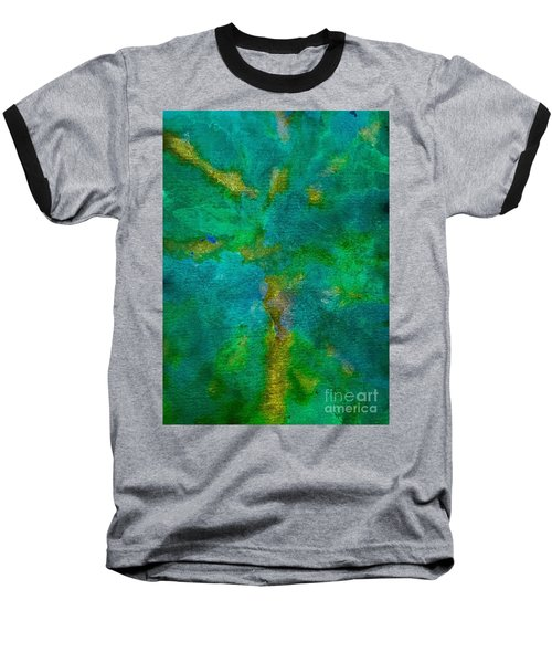 Forest Baseball T-Shirt