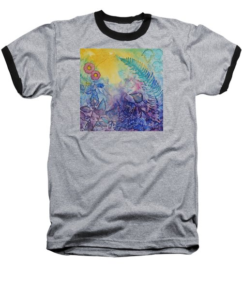 Forest Light Baseball T-Shirt