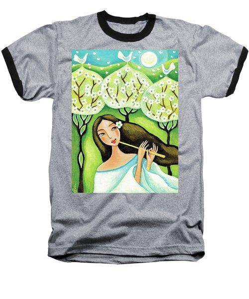 Forest Melody Baseball T-Shirt