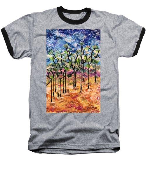 Forest Baseball T-Shirt