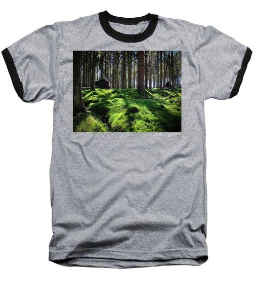 Forest Of Verdacy Baseball T-Shirt