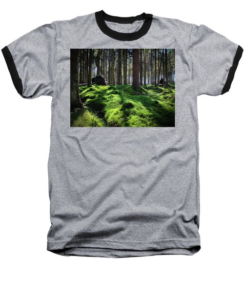 Forest Of Verdacy Baseball T-Shirt