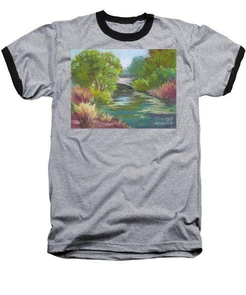 Forest Park Bridge Baseball T-Shirt