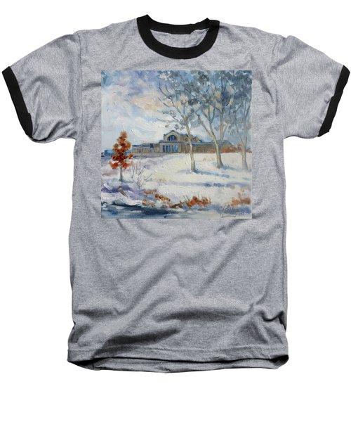 Forest Park Winter Baseball T-Shirt