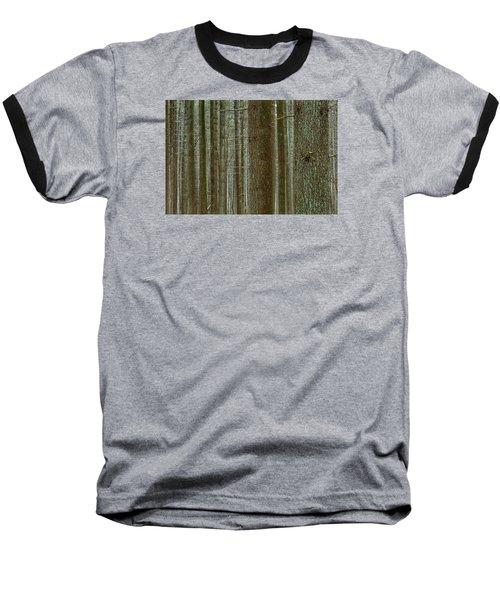 Forest Pattern Baseball T-Shirt