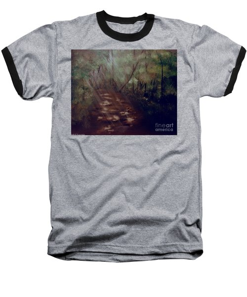 Forest Rays Baseball T-Shirt