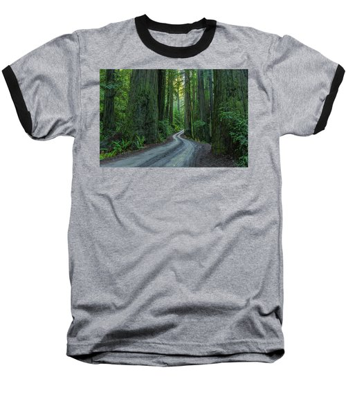 Forest Road. Baseball T-Shirt