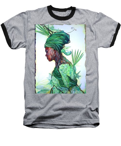 Forest Spirit Baseball T-Shirt