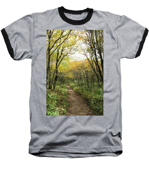 Forest Trail Baseball T-Shirt