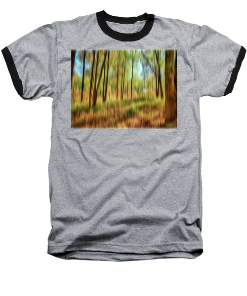 Forest Vision Baseball T-Shirt