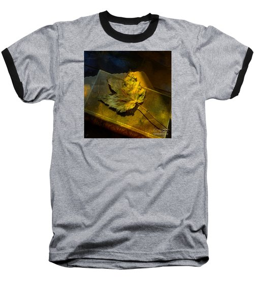 Baseball T-Shirt featuring the photograph Forever Autumn by LemonArt Photography