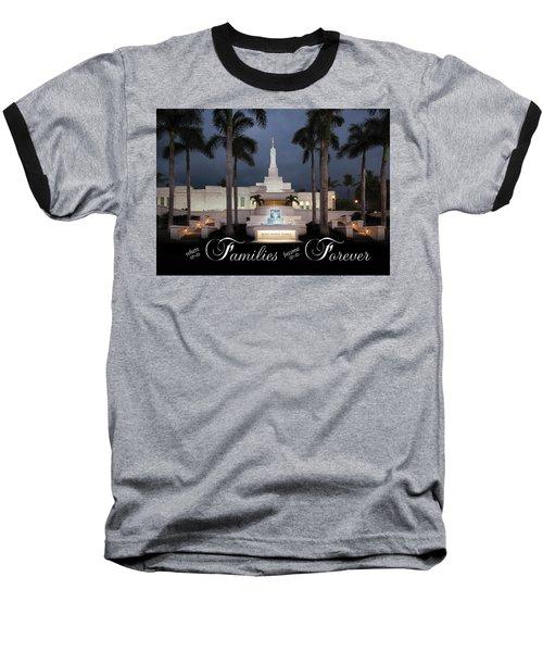 Forever Families Baseball T-Shirt