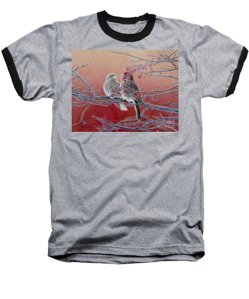 Forever Finch Baseball T-Shirt