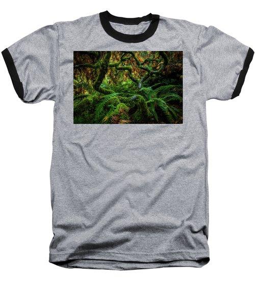 Forever Green Baseball T-Shirt