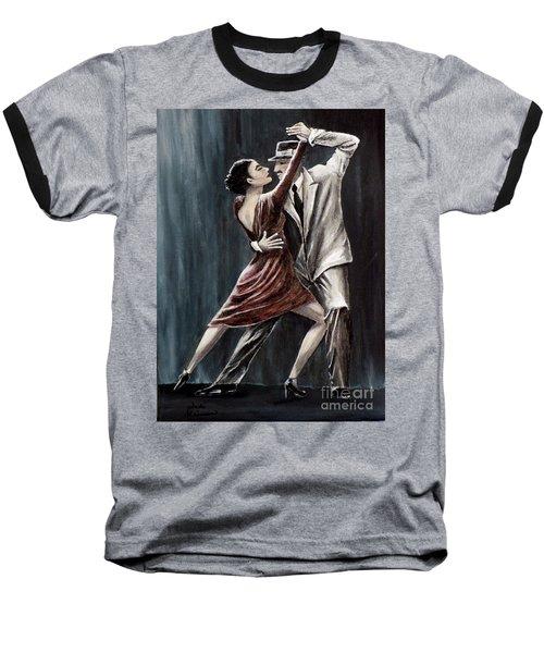 Forever Tango Baseball T-Shirt