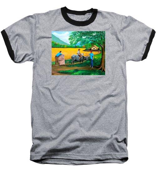 Forex 1 Baseball T-Shirt by Cyril Maza