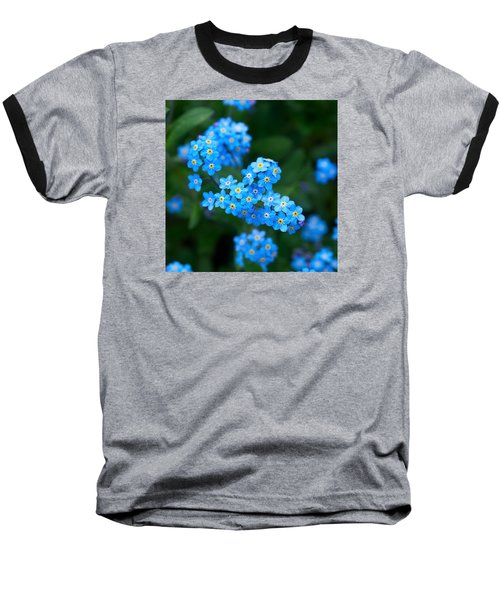Forget -me-not 5 Baseball T-Shirt