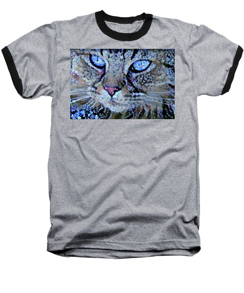 Forget Me Nots Cat - Unforgettable Baseball T-Shirt