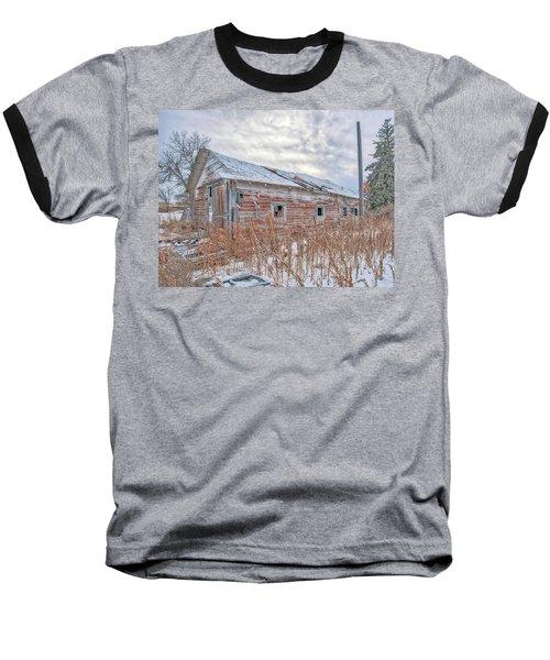 Forgotten Barn Baseball T-Shirt