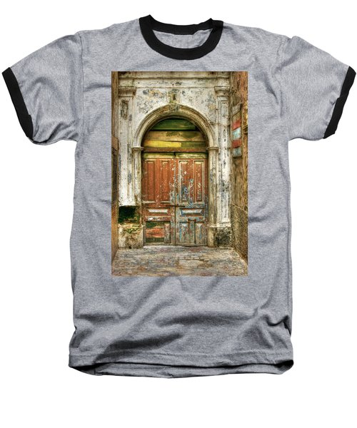 Forgotten Doorway Baseball T-Shirt