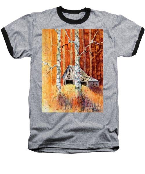 Forgotten In The Aspens Baseball T-Shirt