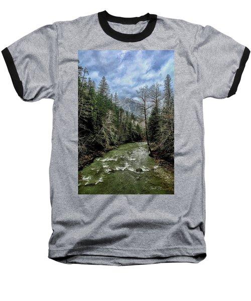 Forgotten Mountain Baseball T-Shirt